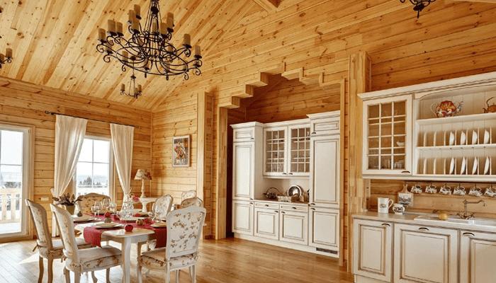 Tilo Design — интерьеры из дерева